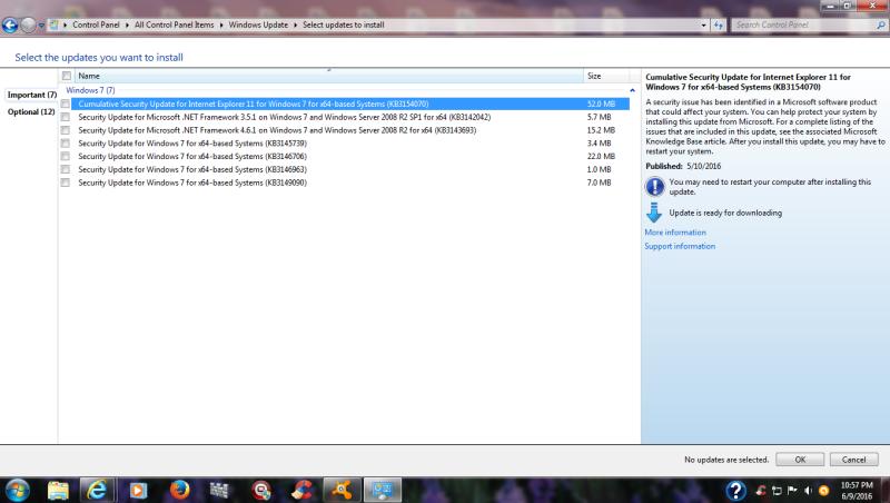Windows Defender Updates Win_up10