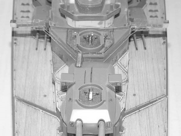 dio water line Tirpitz  tamiya 1/350 Av4_im10