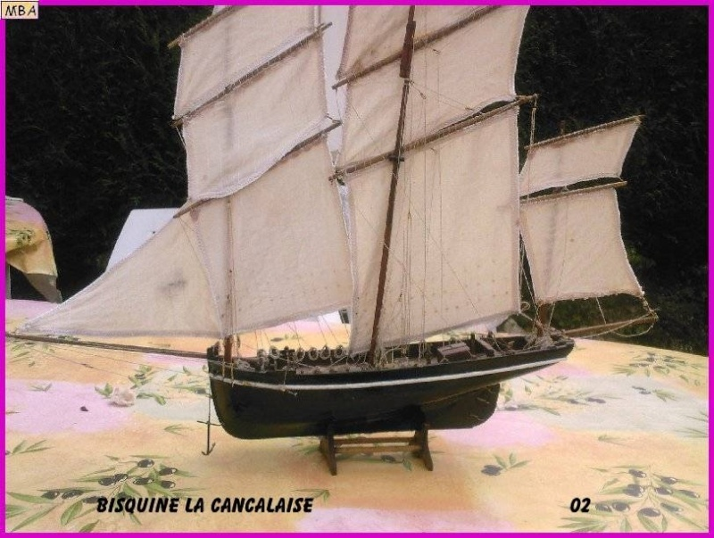 Mon caboteur au 1/30ème par paulodublesson -Soclaine Bisqui10