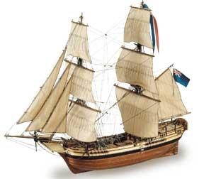 HMS SUPPLY 1788  au 1/56ème -Artisana latina Hms_su10