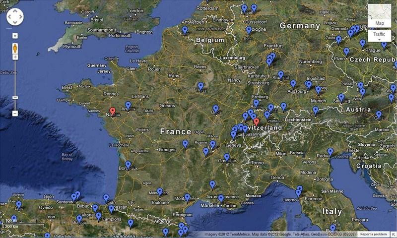 Google Maps : des villes en VERITABLE 3D (45°) 2012-150