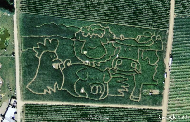 Les labyrinthes découverts dans Google Earth - Page 21 2012-175
