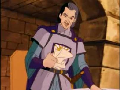 mordred (La légende de Prince Valiant) Mird10