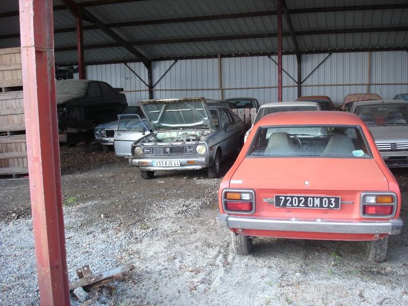 une mémé de plus ,140Y Datsun32