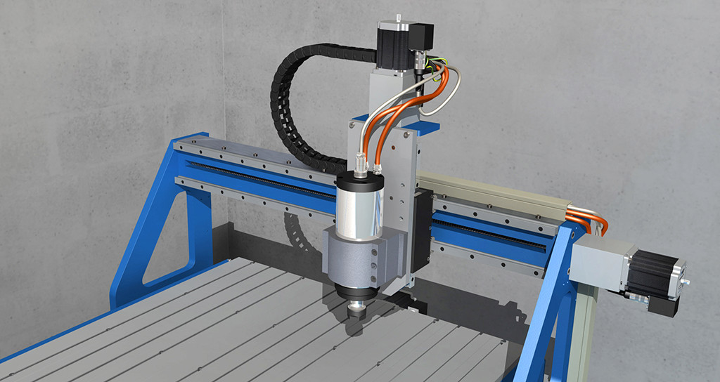 Choix et installation d'une broche CNC 2.2kW water-cooled - Page 4 Assemb20