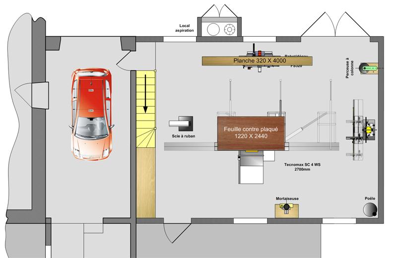 reflexions sur le futur atelier r alisation page 1. Black Bedroom Furniture Sets. Home Design Ideas