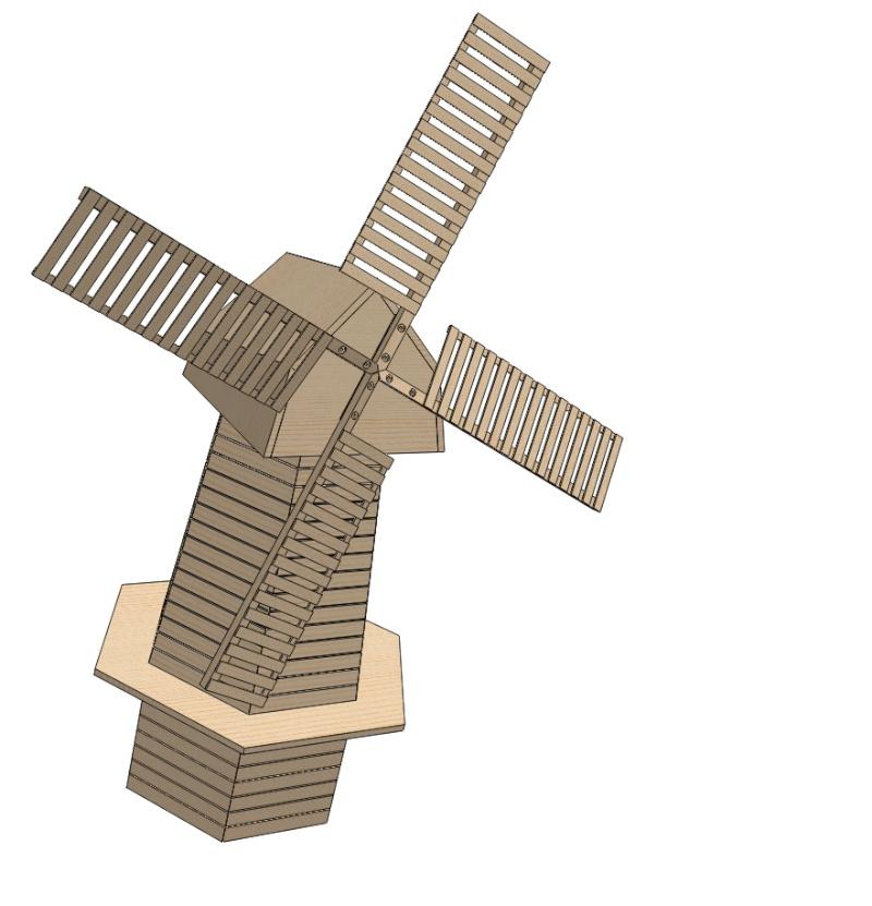 moulin a vent - Page 2 Moulin11