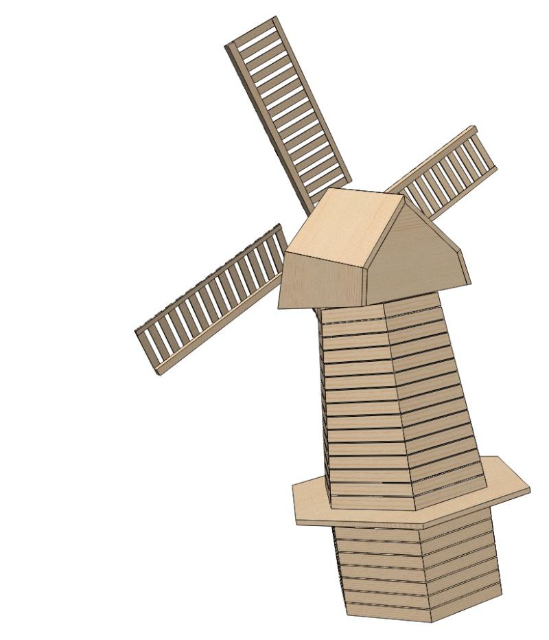 moulin a vent - Page 2 Moulin12