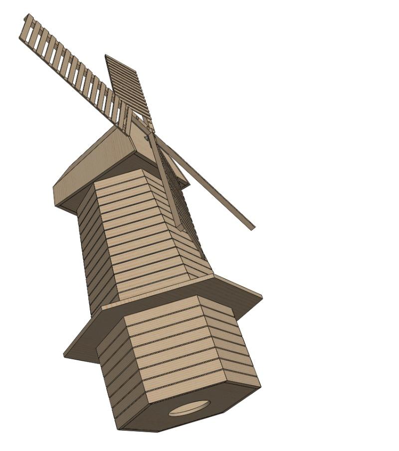moulin a vent - Page 2 Moulin13