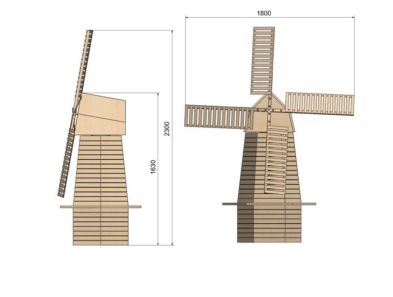 moulin a vent - Page 2 Moulin14