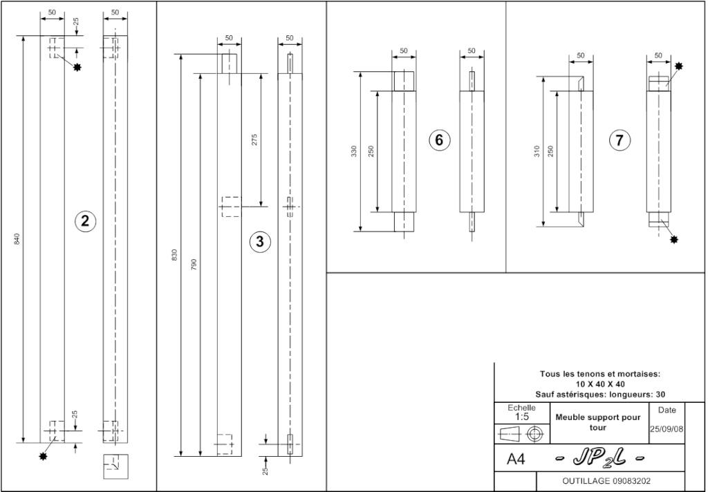Un meuble support pour mon tour - Page 2 Plan_m11