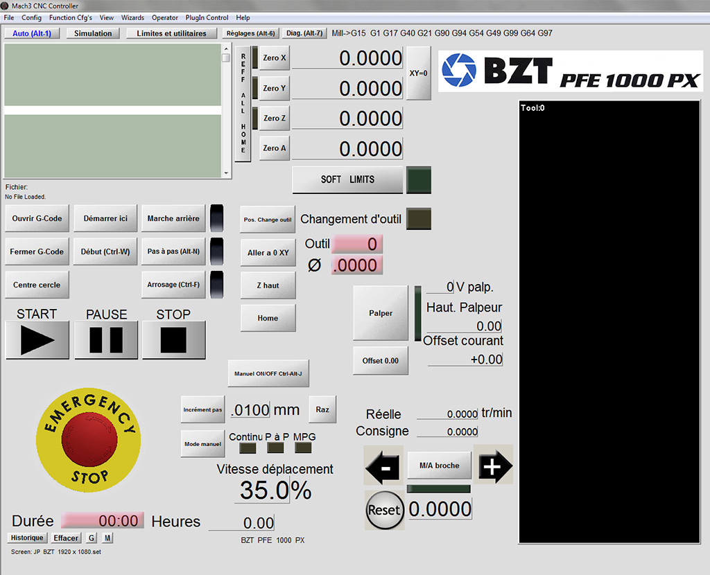 BZT 1000 PX Installation et mise en route... - Page 10 Sans_t49