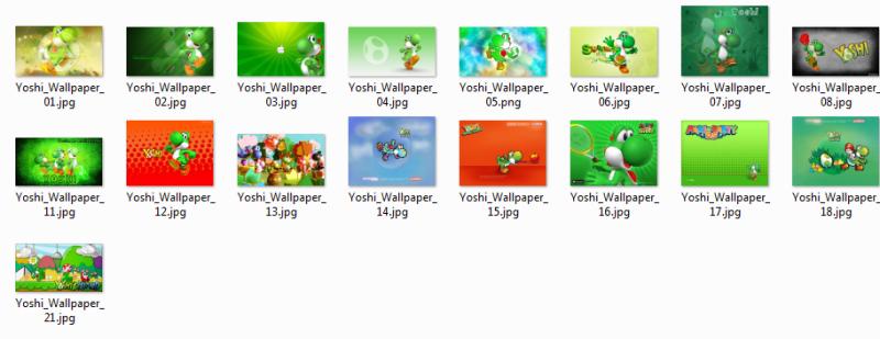 [Aporte] Pack de 21 Wallpapers de Yoshi Yoshi_14
