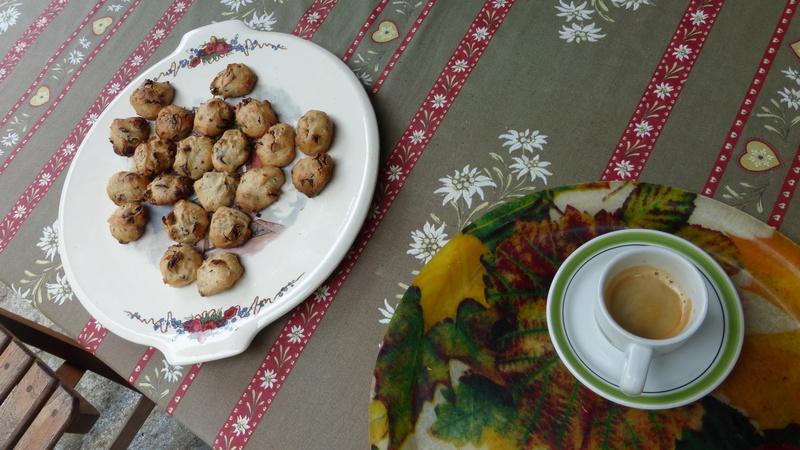 cookies fromage chocolat cranberries