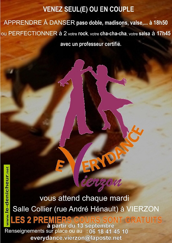 SEPTEMBRE 2016 - VIERZON - Reprise des cours de danse d'EveryDance 09-13_10