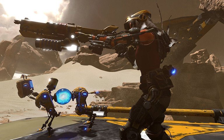 First ReCore screenshots and release dates!  Recore10