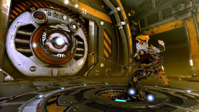 First ReCore screenshots and release dates!  Recore11