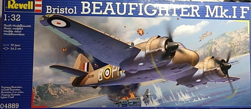 Bristol Beaufighter [REVELL 1/32] P6193210
