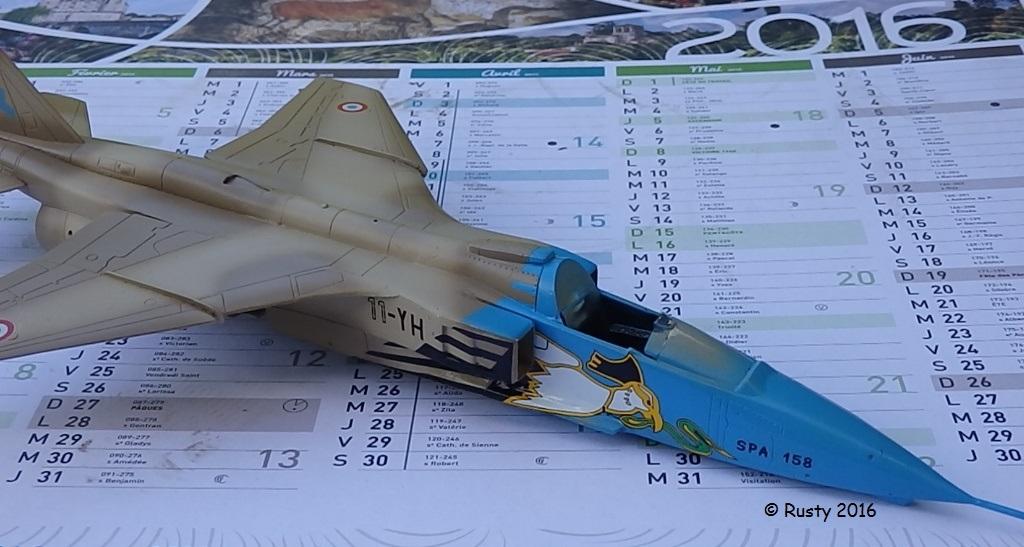 Jaguar A EC 4/11 JURA [HELLER 1/48} P7033314