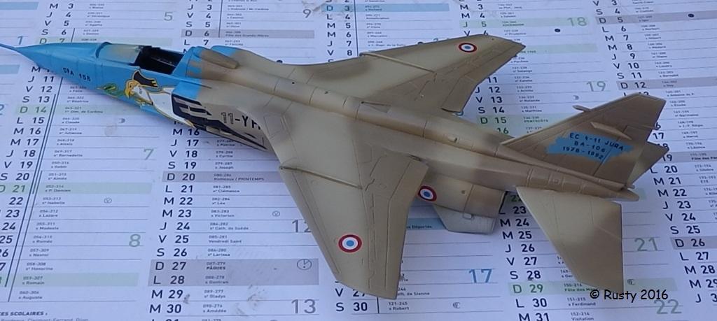 Jaguar A EC 4/11 JURA [HELLER 1/48} P7033316