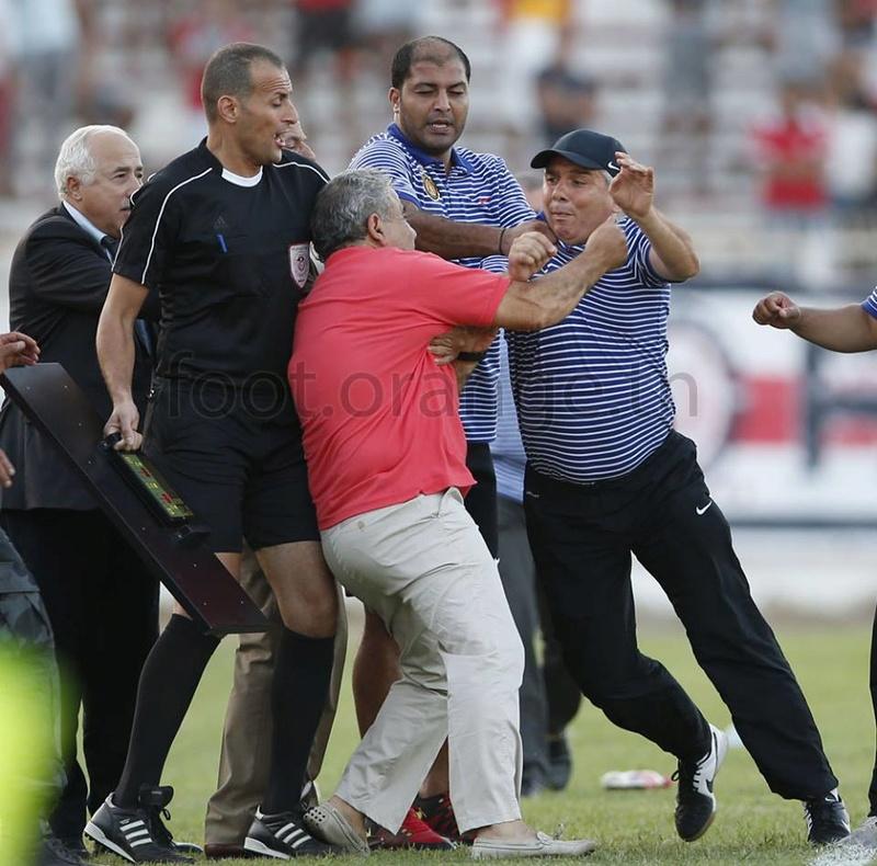 Coupe de Tunisie: après ES Sahel-ESpérance St: La commission de discipline de la FTF suspend Faouzi Benzarti pour deux ans Ben10