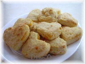 Scones salés au fromage Pict2417