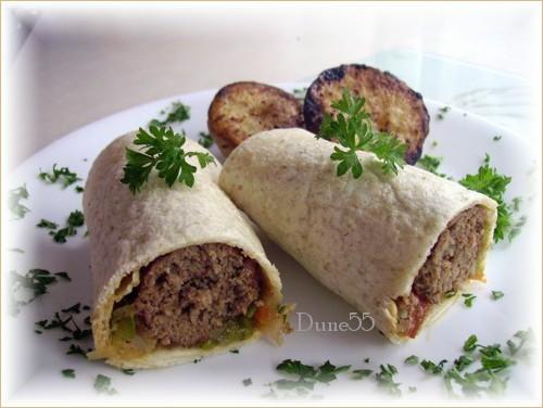 Tortillas à la mexicaine Pict8912