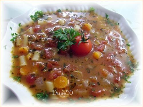 Soupe de tomate et orzo Pict9012