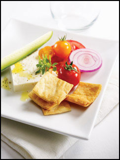 Salade Grecques croquantes Recipe12