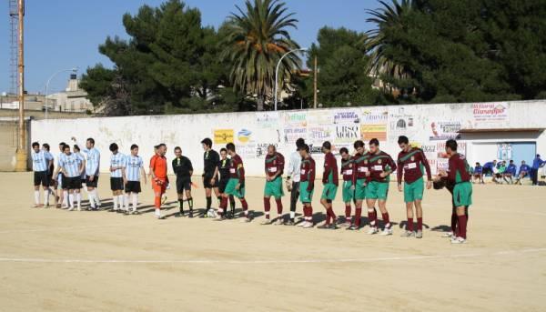 Campionato 18° giornata: Ribera-Sancataldese 2-1 05010