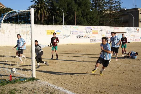 Campionato 18° giornata: Ribera-Sancataldese 2-1 09210