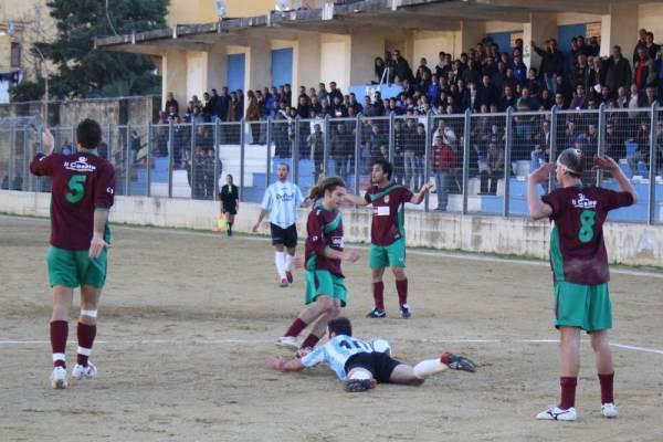 Campionato 18° giornata: Ribera-Sancataldese 2-1 14710