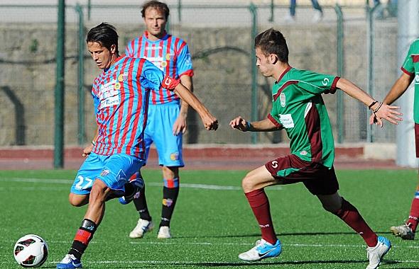 Amichevole Sancataldese - Catania 0-9 152