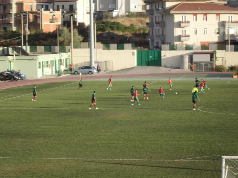 1° turno C. I. ritorno: Leonfortese - Sancataldese 2-1 A11