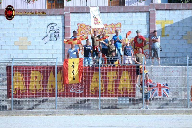 Igea Virtus - Barcellona Pozzo di Gotto Amiche11