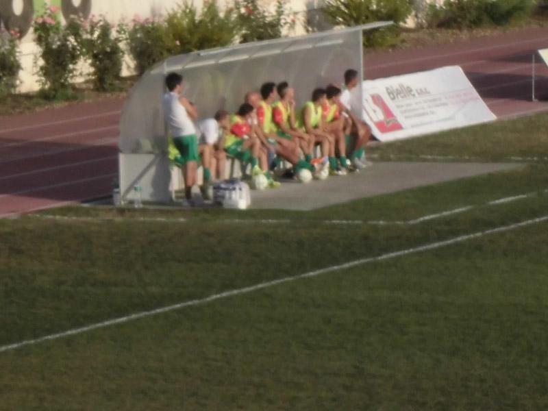 1° turno C. I. ritorno: Leonfortese - Sancataldese 2-1 B11