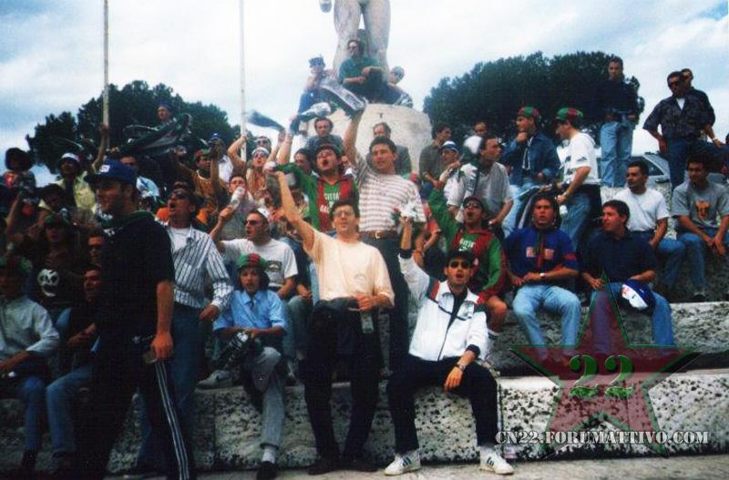 Foto tifo anni '90 B14