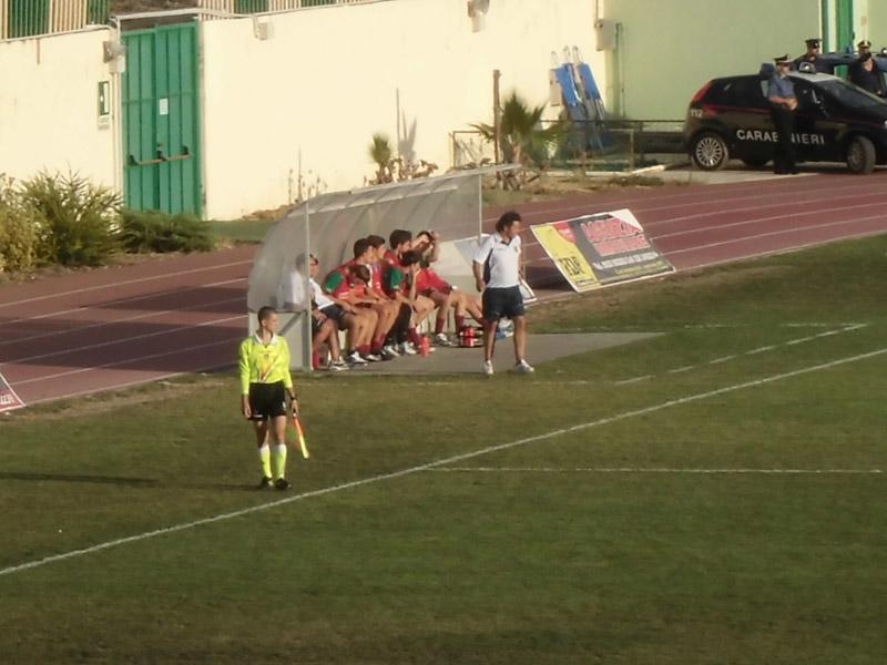 1° turno C. I. ritorno: Leonfortese - Sancataldese 2-1 C11
