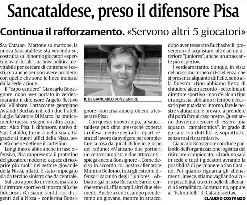 Calciomercato Sancataldese Cnsc15