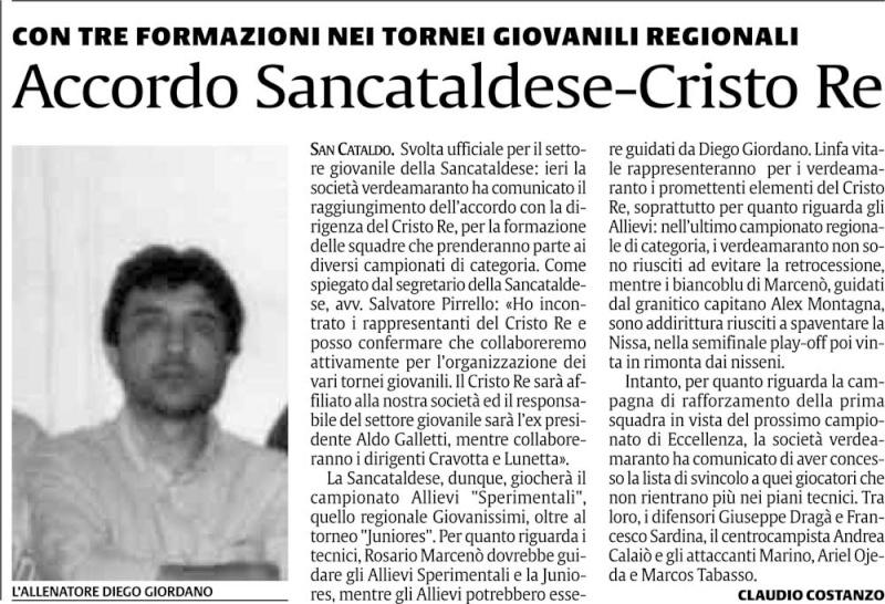 Triangolare Sancataldese - Nissa - Montedoro Cnsc2214