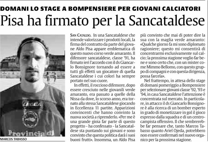Calciomercato Sancataldese Cnsc23