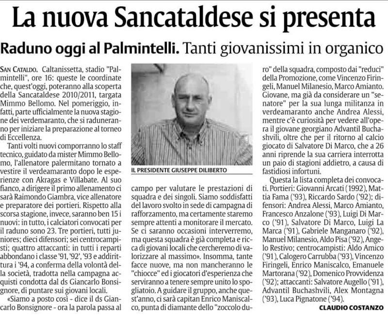 Calciomercato Sancataldese - Pagina 2 Cnsc24
