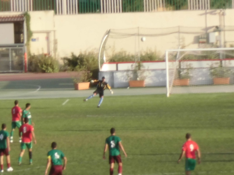 1° turno C. I. ritorno: Leonfortese - Sancataldese 2-1 D10