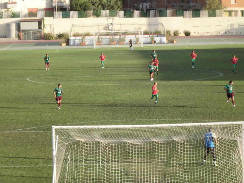 1° turno C. I. ritorno: Leonfortese - Sancataldese 2-1 E10