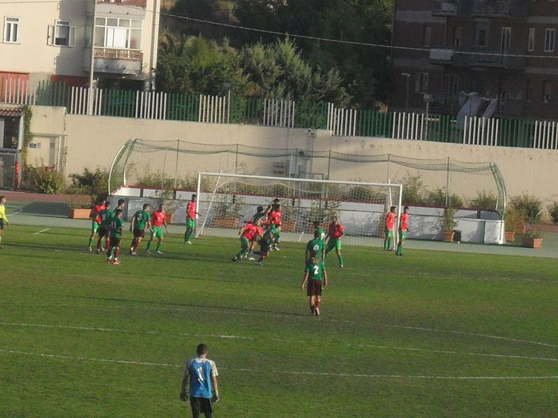 1° turno C. I. ritorno: Leonfortese - Sancataldese 2-1 F10