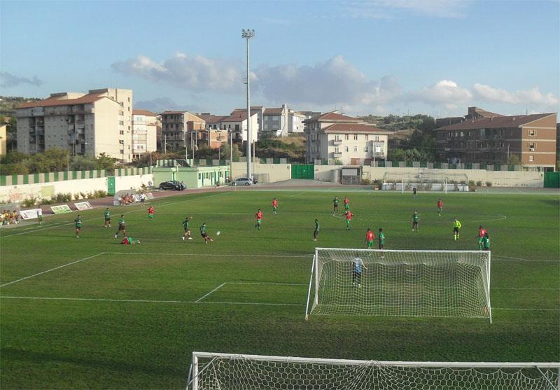 1° turno C. I. ritorno: Leonfortese - Sancataldese 2-1 G10