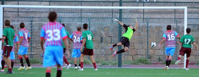 Amichevole Sancataldese - Catania 0-9 Gollll10