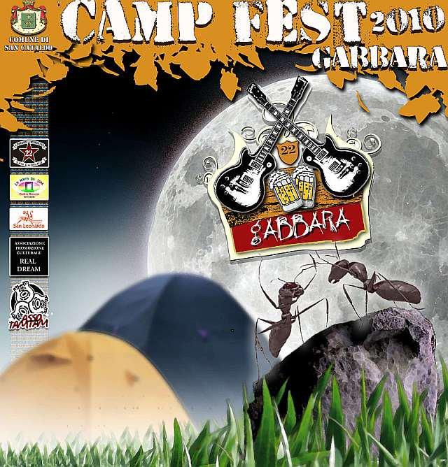 Campeggio Gabbara 2010 Locand10