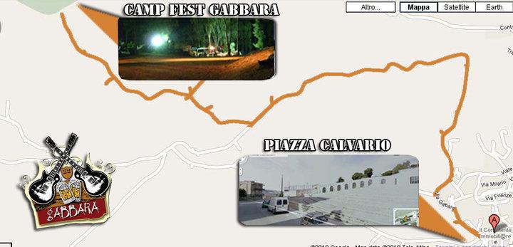 Campeggio Gabbara 2010 Mappa_10
