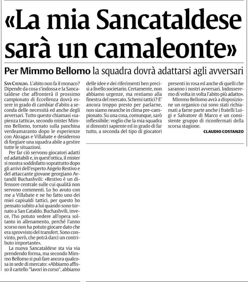 Calciomercato Sancataldese Snsc10